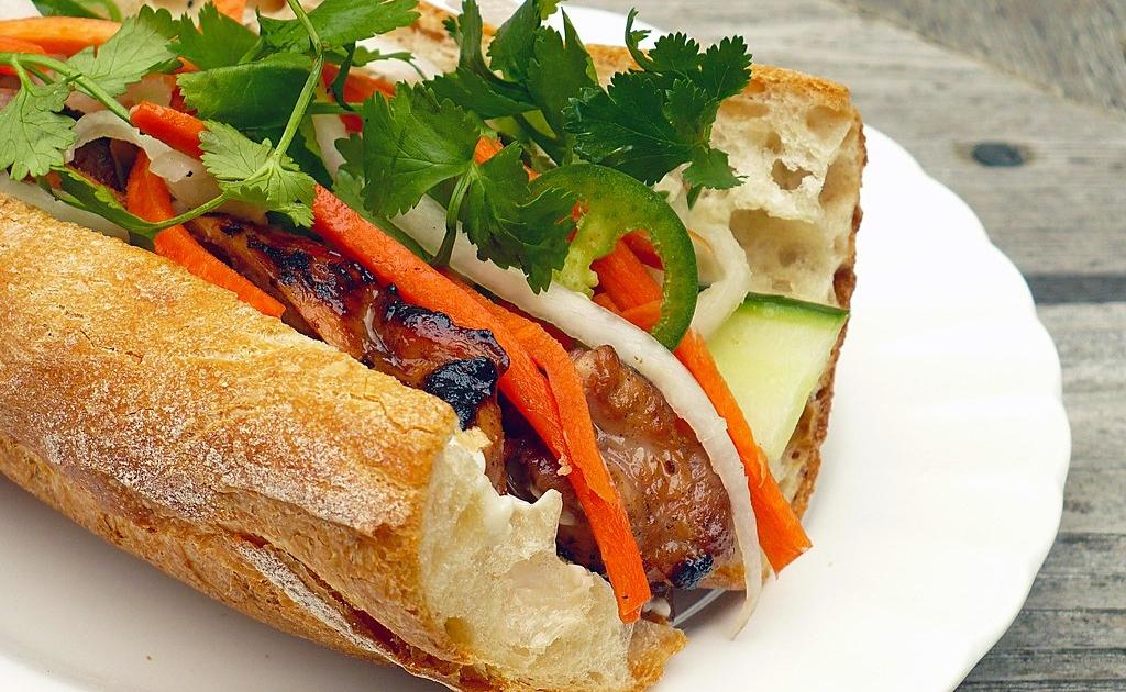 Les meilleurs Banh Mi du Vietnam
