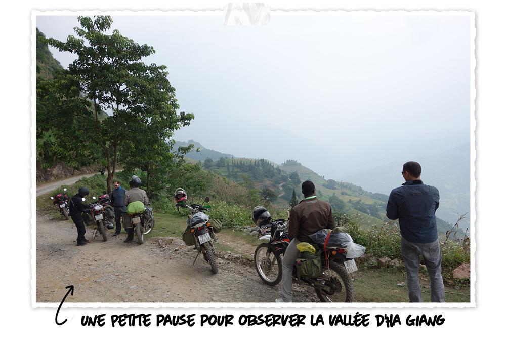 La boucle de Ha Giang en moto
