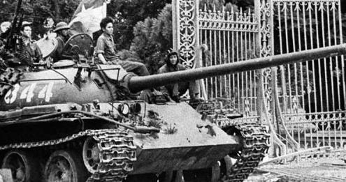 La chute de Saïgon le 30 Avril 1975