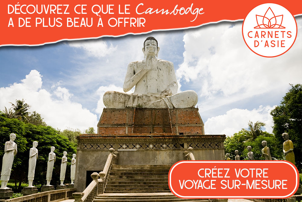 Carnets d'Asie, voyage au cambodge