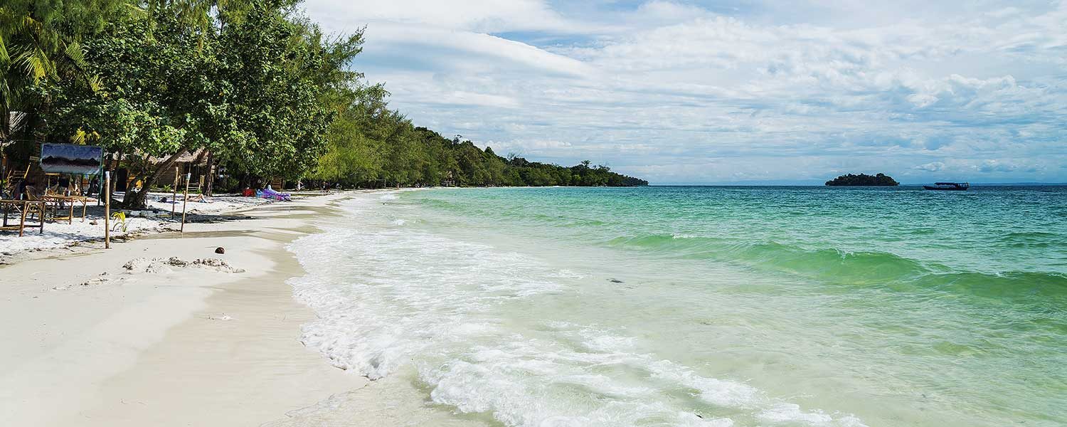 Meilleures Plages Cambodge