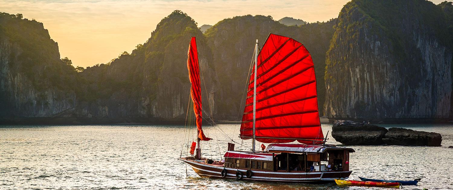 Choisir la meilleure baie pour une croisière à Halong