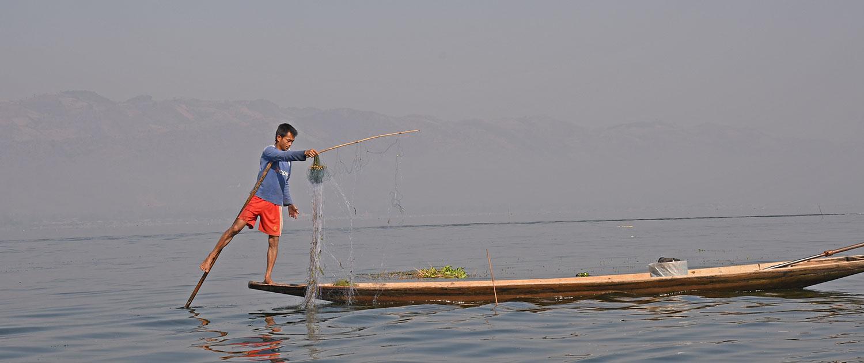 les plus beaux lacs d'Asie