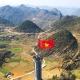 La tour du drapeau de Lung Cu