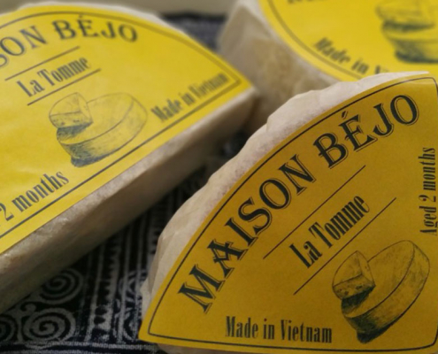 Maison Béjo, fromage made in Vietnam