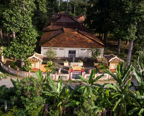 Village de Phu Le