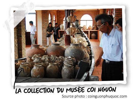 Le musée Coi Nguon de Phu Quoc