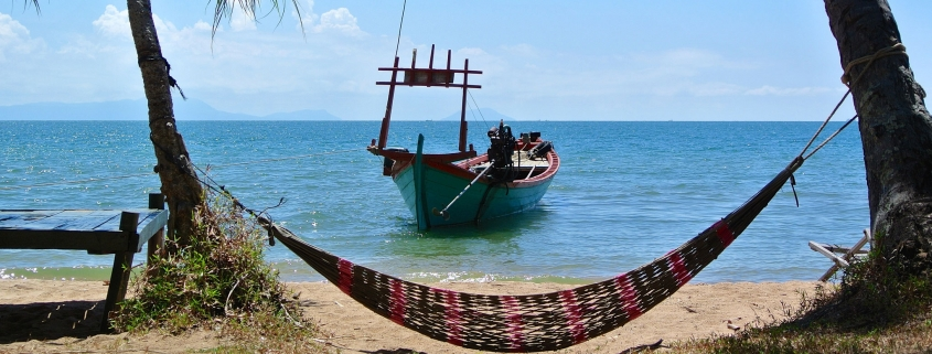 Découvrir et profiter des plus belles plages du Cambodge