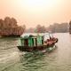 La baie d'Halong au Vietnam pour un voyage de noces