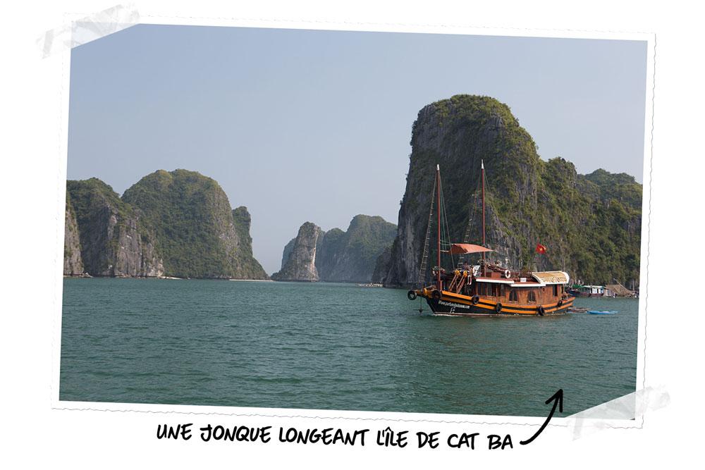 Découvrez la nature au Vietnam à Cat Ba