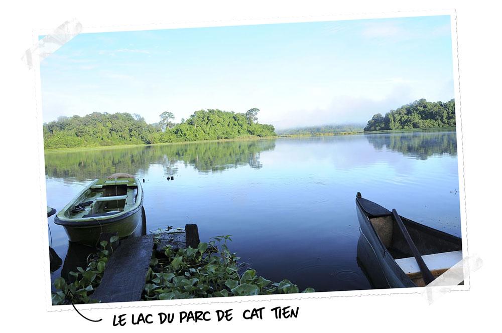 La nature au Vietnam avec Cat Tien