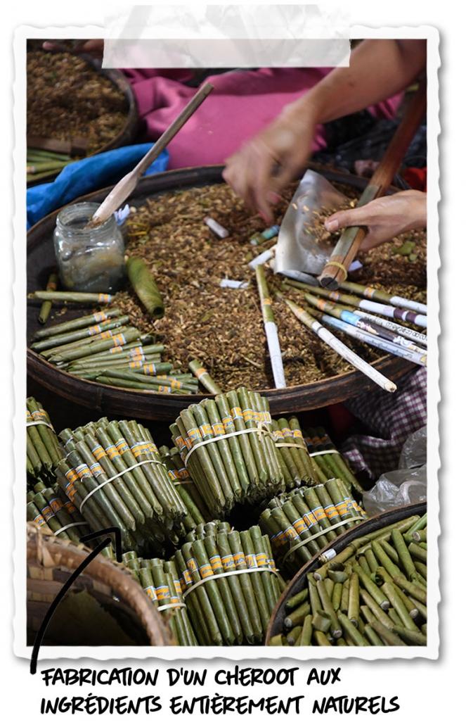 El cigarro birmano