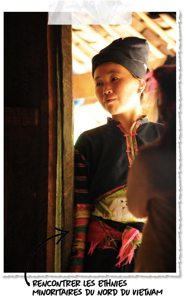 Rencontrer les habitants au Vietnam