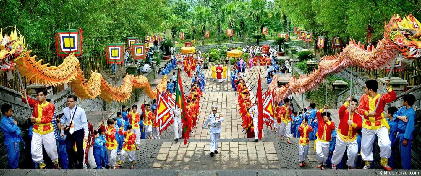 La fête des Rois Hung