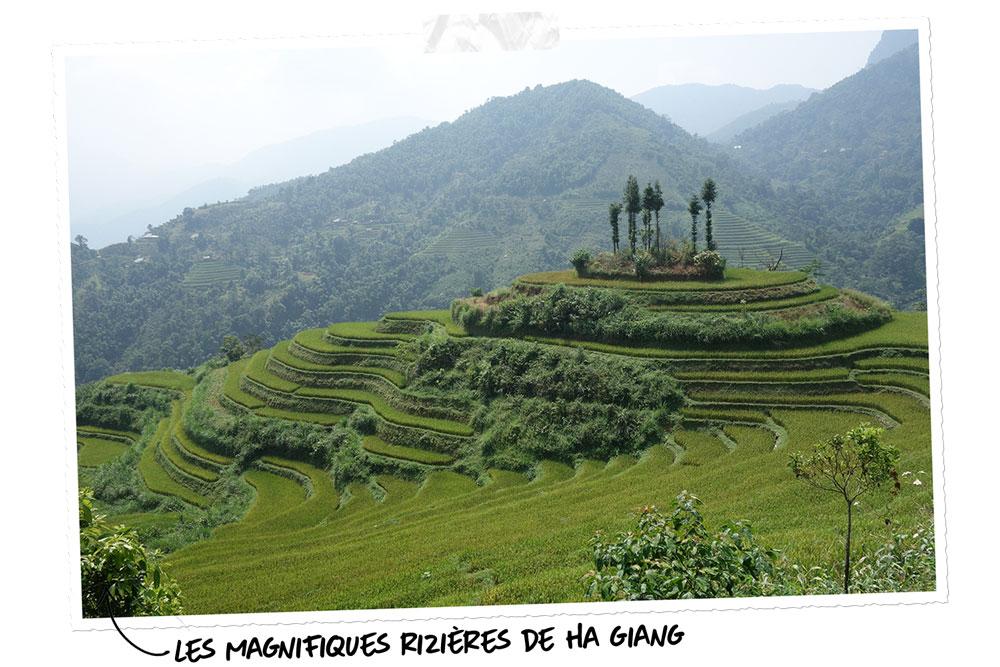 La nature du Vietnam avec Ha Giang