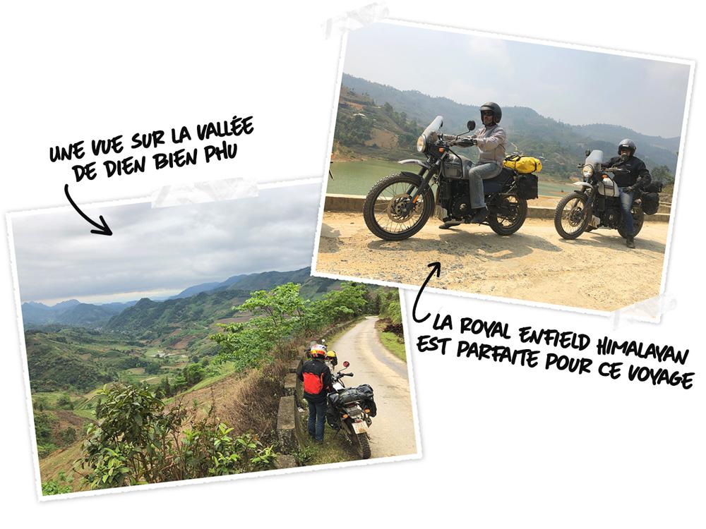 Le Vietnam à moto : La boucle de Dien Bien Phu