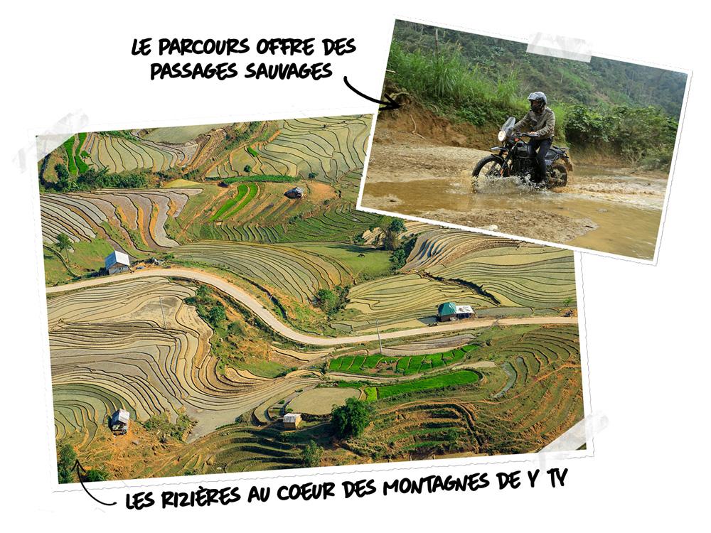 En moto au Vietnam : la boucle Y ty