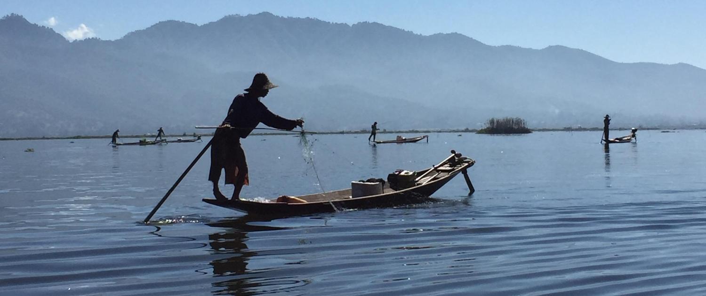 Portrait des voyageurs Birmanie Marjorie