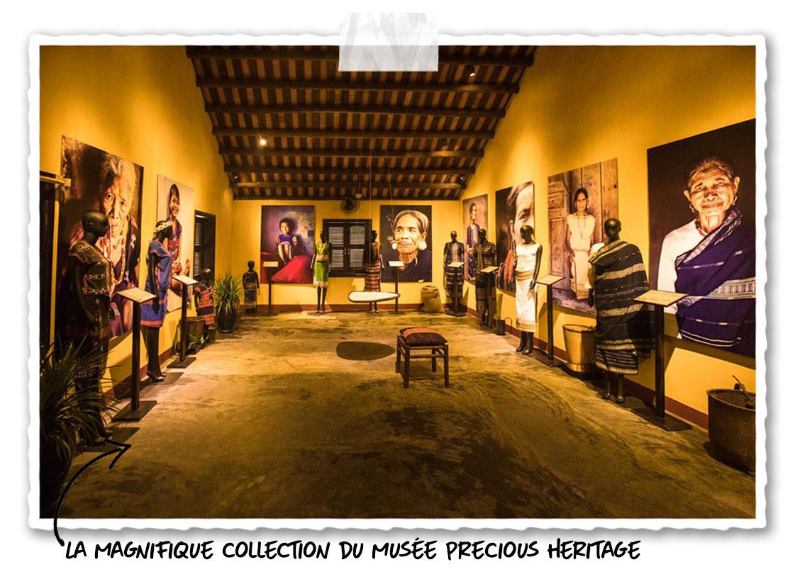 Le musée precious heritage de Hoi An