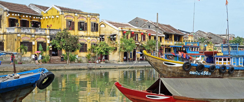 La ville de Hoi An
